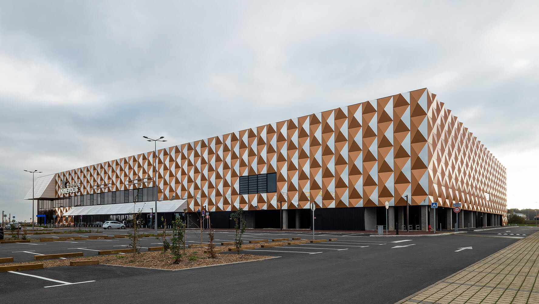 Centre commercial Bretigny - Barco etanchéité