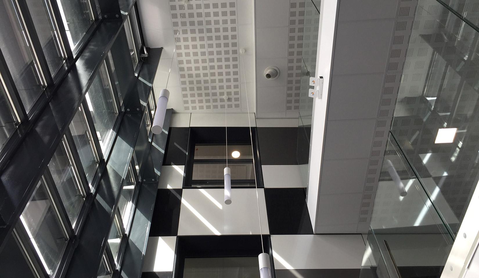 Barco : réalisation Tours Campus